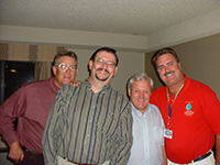 Jody Fugate, Ed Burroughs, Dave Betttini, Darrell 'Smitty' Smith